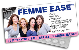 femmease packet image